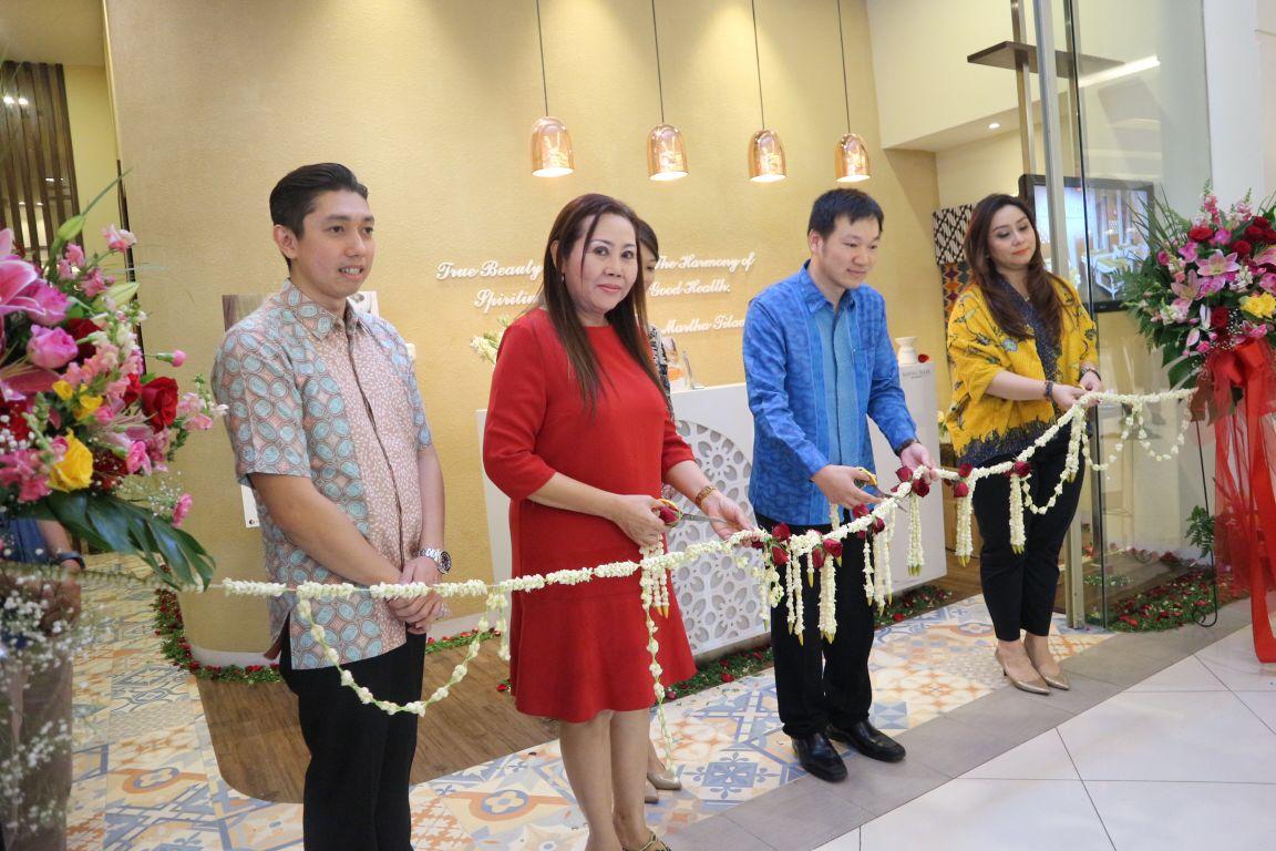 Grand Opening Martha Tilaar Spa Express Summarecon Mal Bekasi